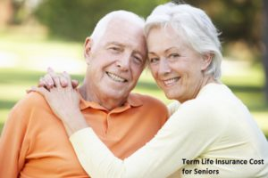 Term Life Insurance Cost for Seniors Over 70